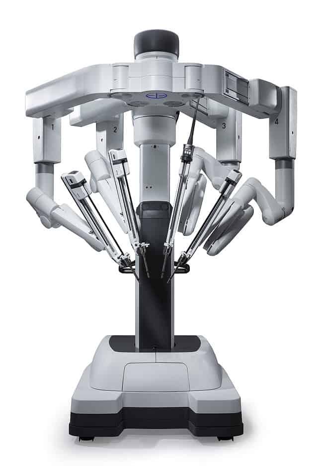Chirurgia Robotica e laparoscopica zona Milano Due